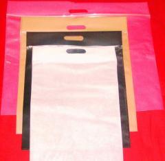 Non-Woven Zipper Bags