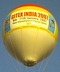 Advertising Ballons