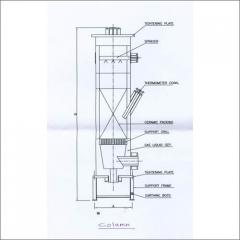 Industrial Columns