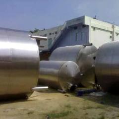Bottling Storage Tanks