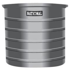 Cylindrical Vertical Tanks With Open Top