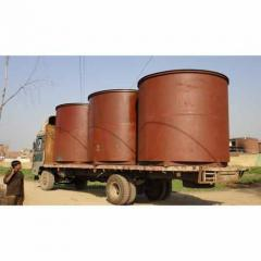 Industrial MS Tank