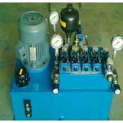Hydraulic Power Pack (For Textile Machine)
