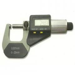 External Digital Micrometers