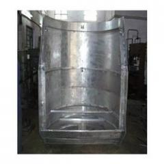 Generator Cover Fabricated Component