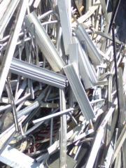 Scrap of ferrous and nonferrous metals