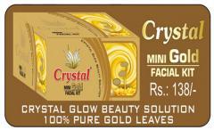 Crystal Gold Facial Kit