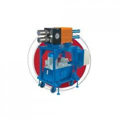 Double Plunger Continuous Screen Changers