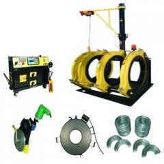 HDPE & PP Butt Fusion Welding Machine