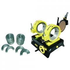 HDPE & PP Butt Fusion Welding Machine Fitt