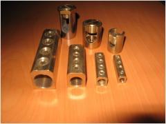 Brass Michenical Connectors
