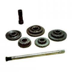 Transmission Shafts & Gears for UTB 650