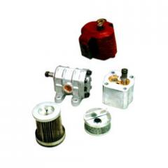 Hydraulic Pumps & Filters