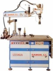 Hydraulic tapping machine Vitoria M3-M130 vertical