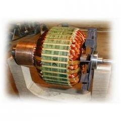Motors & Generators Rewinding