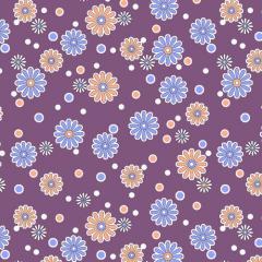 Pigment Export Zari Print Fabric