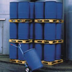 Second, Used Quality HDPE drums