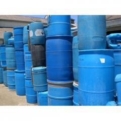 Used HDPE Barrels