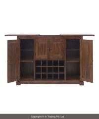 Tuscany Sliding Top Bar Unit