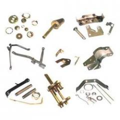 2 Wheeler Components
