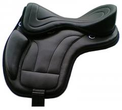 Treeless Leather Saddle