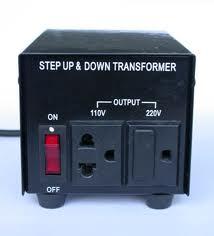 Step Down Transformers AE 121