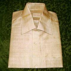 Muga Silk Mens Shirts