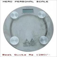 Hero Personal Scale