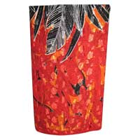 Ethnic Jaquard Silk Crepe Saree