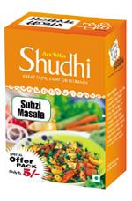 Archita Shudhi Sabji Masala