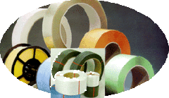 Vibstrap - Poly Propylene Strappings