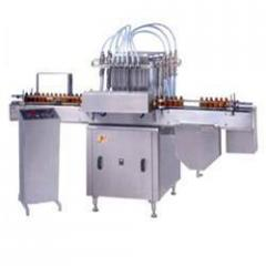 Liquid Filler Machine