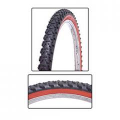 Colored Sidewall Bicycle Tyres