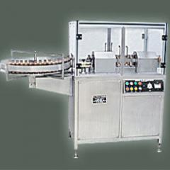 Air- Jet Vail / Bottle Cleaning Machine
