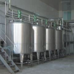 Liquid Manufacturing Vessels, Liquid Mfg. Plant