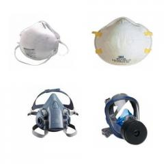 Dust Respirator Or Dust Mask