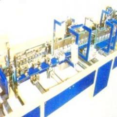Final Foldings Machine