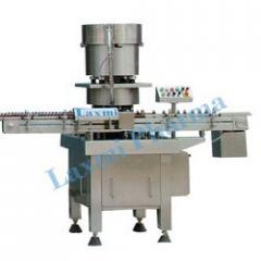 Automatic Aluminum Cap Sealing Machine