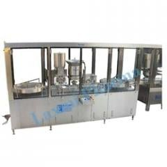 Automatic High Speed Injectable Powder Filling
