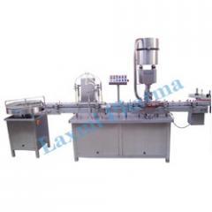 Liquid Filling Industrial Machine