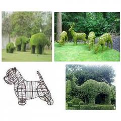 Animal Topiary Figures