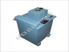 Three Phase Oil Cooled Motorised Dimmer