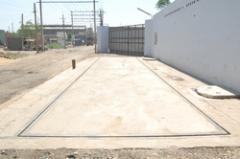 Pit Type R.C.C Platform (Concrete) Weigh Bridge