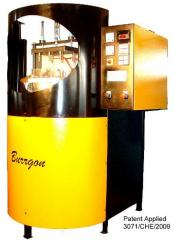 Burrgon  V4 - Electrochemical deburring machine