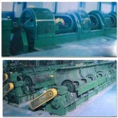 Rope Closer & Tubular Stranding Machine