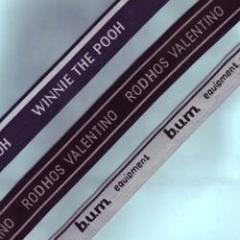 Sports Wear Elastic Tapes