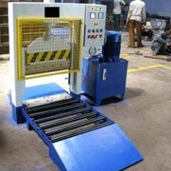 Natural Bale Cutter Press