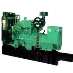 Diesel Generator Set 160 to 280 KVM