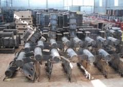 Power Distribution Transformers Tanks
