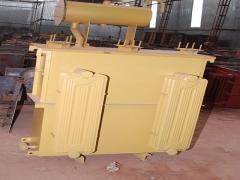 Steel Transformer Tank